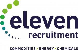 Eleven recruitment_master logo & strapline_RGB