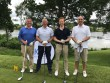 UKLA Golf Day Winning Team