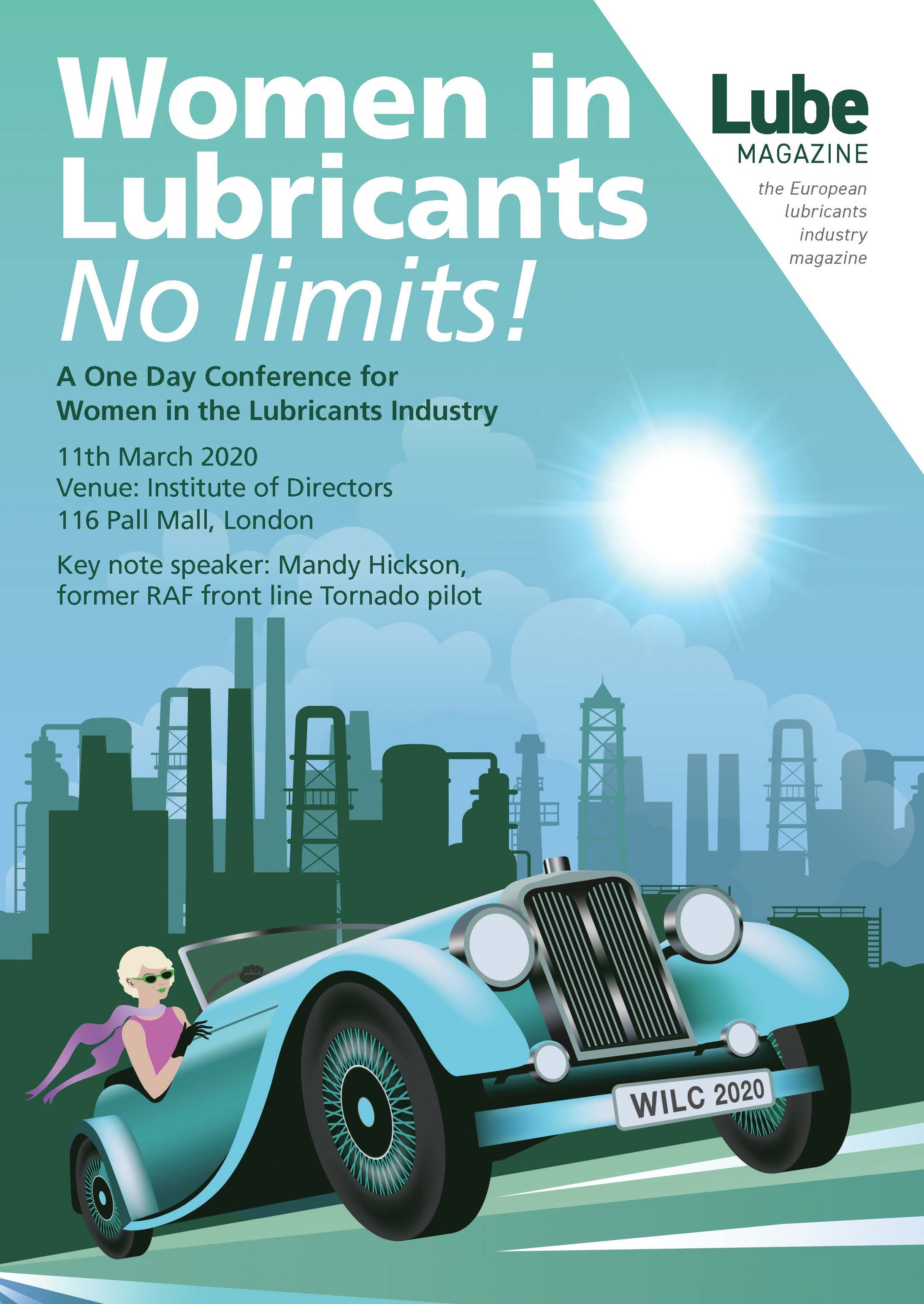 Women in Lubricants A4 Poster (Print)cropped